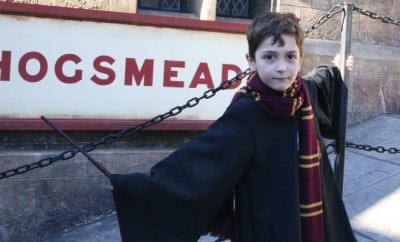 The Boys' Complete Guide to the Wizarding World of Harry Potter | Spaceships and Laser Beams