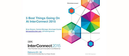 5 best things going on at InterConnect 2015 - DevOps.com