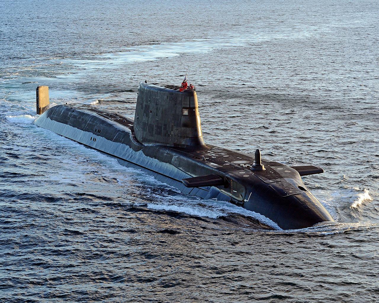 Submarino nuclear classe Astute