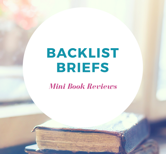 Backlist Briefs – Mini Reviews for A MAN CALLED OVE & A BOY MADE OF BLOCKS