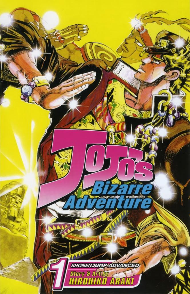 Viz Media reprinting JoJo's Bizarre Adventure Part 3 manga ...
