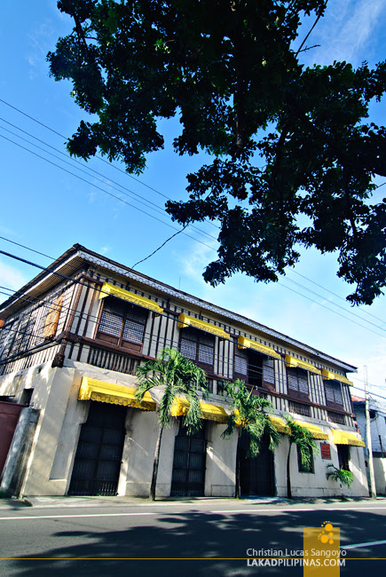 Camina Balay Nga Bato Ancestral House in Iloilo City