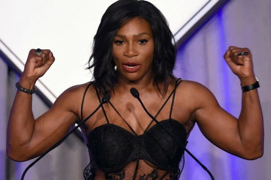 Serena Williams: It's Been a Struggle to Love My Body | Jawbreaker