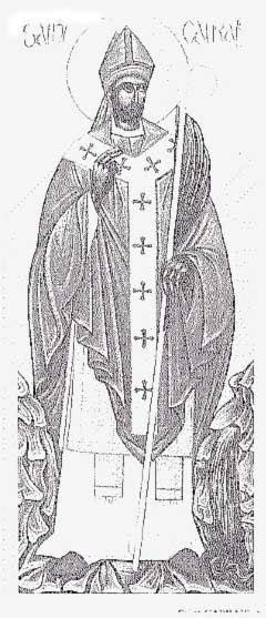 IMG ST. CAPRASIUS, Martyr