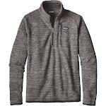 Patagonia Better Sweater 1/4 Zip - Men's Stonewash