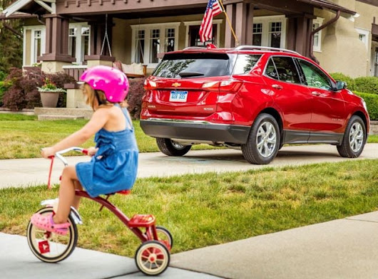 Chevy Offers Safety Gear That Gives Parents Added Confidence