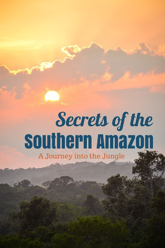 Secrets of the Southern Amazon