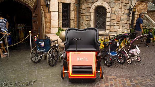 Disneyland Resort, Disneyland60, Disneyland, Mr., Toad, Wild, Ride, Stroller, Wheelchair