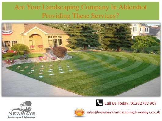 Are They Ready To Give You Customise Landscaping
