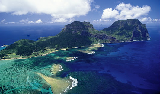Mt Gower Lord Howe Island NSW - Australian Geographic