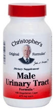 Dr Chrisotpoher's Male Urninary                                   Tract Formula