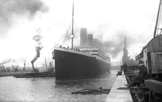These Real Titanic Photos Are More Riveting Than The Movie
