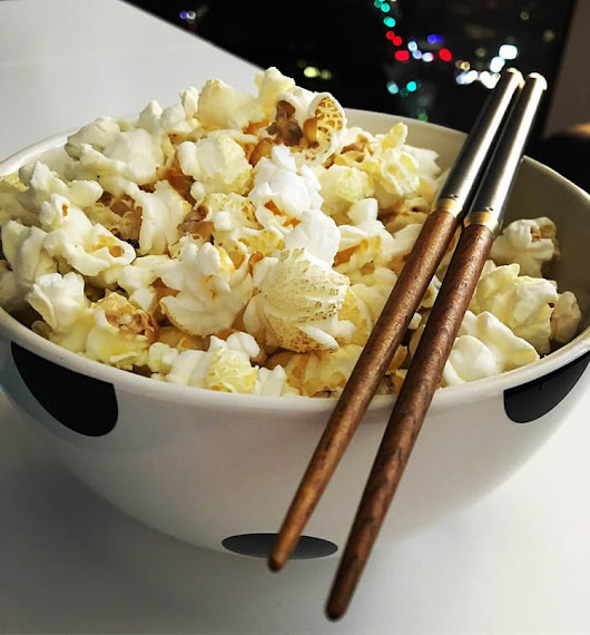 Why You Should Eat Popcorn with Chopsticks: Psychological Tricks to Make Life More Enjoyable