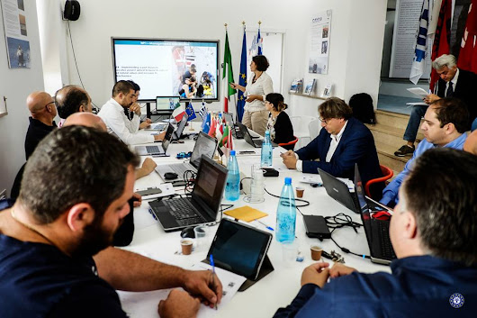 Kick-off meeting Muse Project: development and enhancement of port museums as natural and cultural heritage sites – Greece Italy