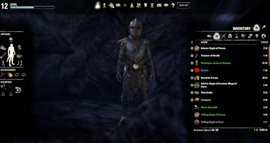 How to Increase Inventory Space in ESO - ESO Life