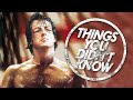 9 Things You (Probably) Didn't Know About Rocky - Video