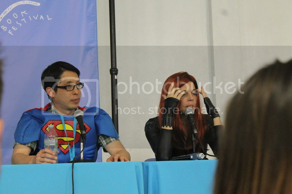 The Book Rest - YALLWEST - Cosplay Panel