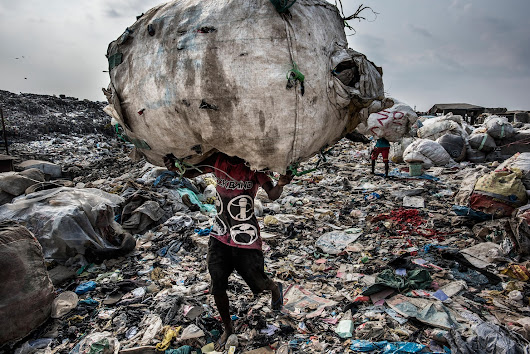The world produces more than 3.5 million tons of waste a day – and that figure is growing - The Washington Post