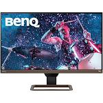 BenQ - LED Monitor - Black/Metallic Brown