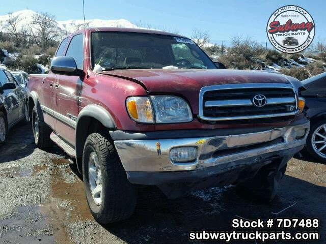 Used Parts 2001 Toyota Tundra Sr5 4 7l V8 4x4 Subway Truck Parts Inc Auto Recycling Since 1923