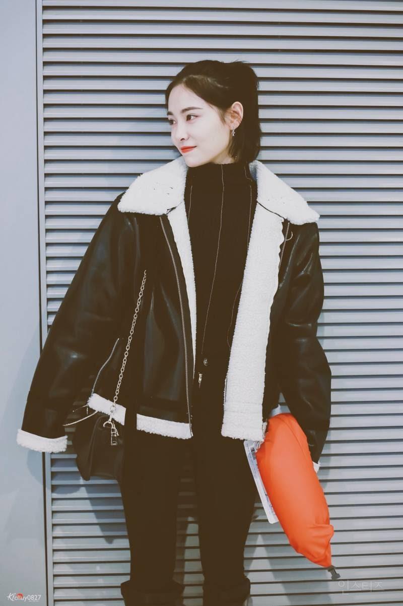 드디어 한국 음방 데뷔한다는 중국 단발여신 | 인스티즈