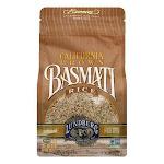 Lundberg Gluten Free Rice Eco-Farmed California Basmati Brown, 32 OZ (Pack of 6)