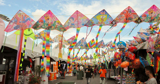 Borneo International Kite Festival 2017