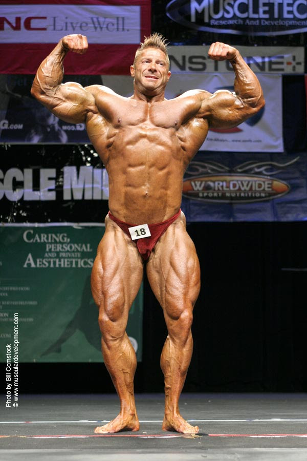A Lifetime Journey To Enhanced Muscularity: Genetics