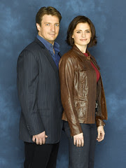 'Rick Castle' & 'Kate Beckett' on CASTLE by Lady Brenlis © All rights reserved. [click to enlarge]