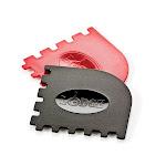 Lodge SCRAPERGPK Grill Pan Scraper w/ (1) Red & (1) Black, Polycarbonate