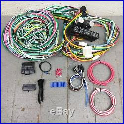 1948-1952 Ford F 150 Series Truck Wire Harness Upgrade Kit fits painless new