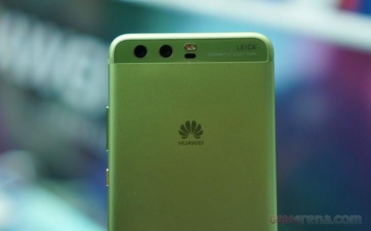 Huawei P-series COO Perkaya RAM Mencapai 6GB