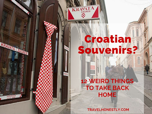 Croatian souvenirs? - 12 weird things to take back home