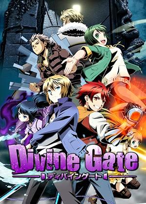 Divine Gate [12/12] [HD] [Sub Español] [MEGA]