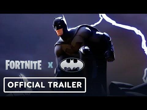Fortnite x Batman Trailer