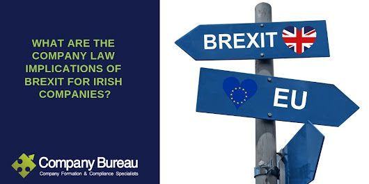What are the Company Law Implications of Brexit for Irish companies?
