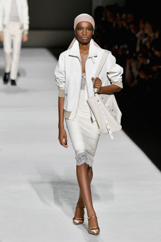 @TomFord Kicks Off New York Fashion Week S/S 2019 with a Message of Inclusion - Ladybrille® Magazine