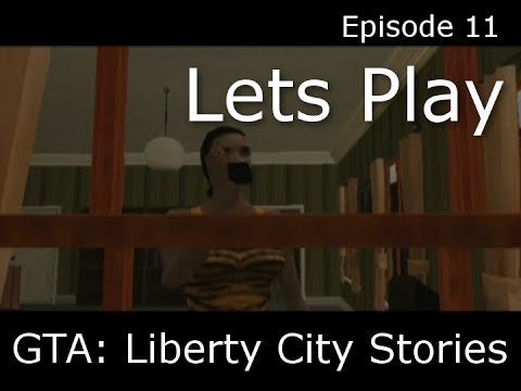 Lets Play: GTA Liberty City Stories Episode 11