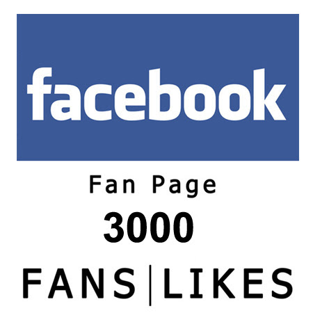 Get 3000 Facebook Likes