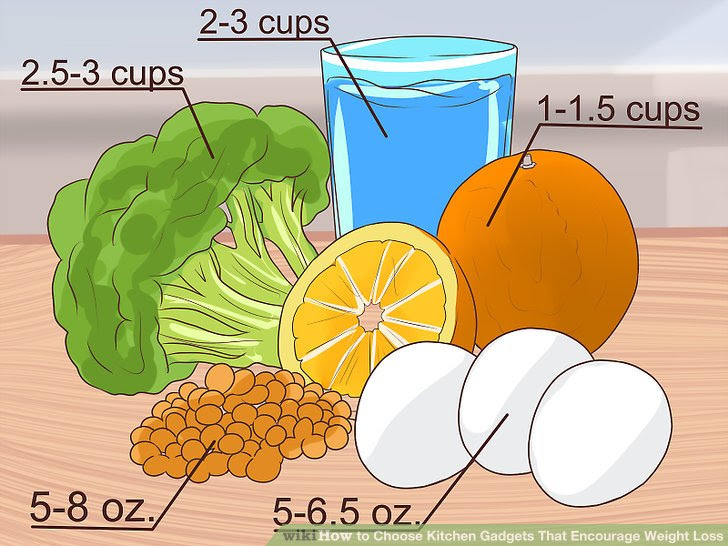 Choose Kitchen Gadgets That Encourage Weight Loss Step 13.jpg