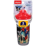Playtex Playtime Straw - Super Friends - Assorted (color/theme May Vary)