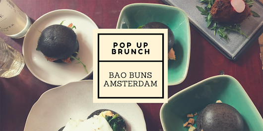 Bao Buns Amsterdam Pop Up Brunch at Marvin on the Kinkerstraat