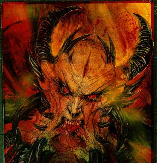 Para Duta Iblis Yang Mewakili 7 Dosa Besar