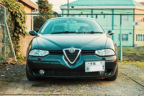 Alfa Romeo 156 25 V6 Timing Belt Replacement