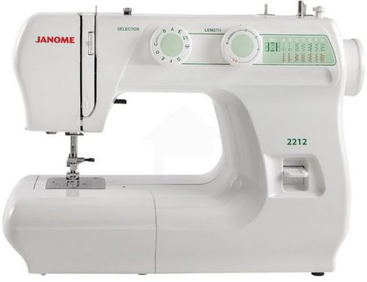 Janome 2212 Sewing Machine Reviews - Janome 2212 Review