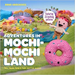 Adventures in Mochi Mochi Land Book Review