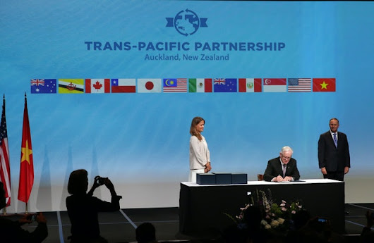 The Trans-Pacific Partnership — Decoded