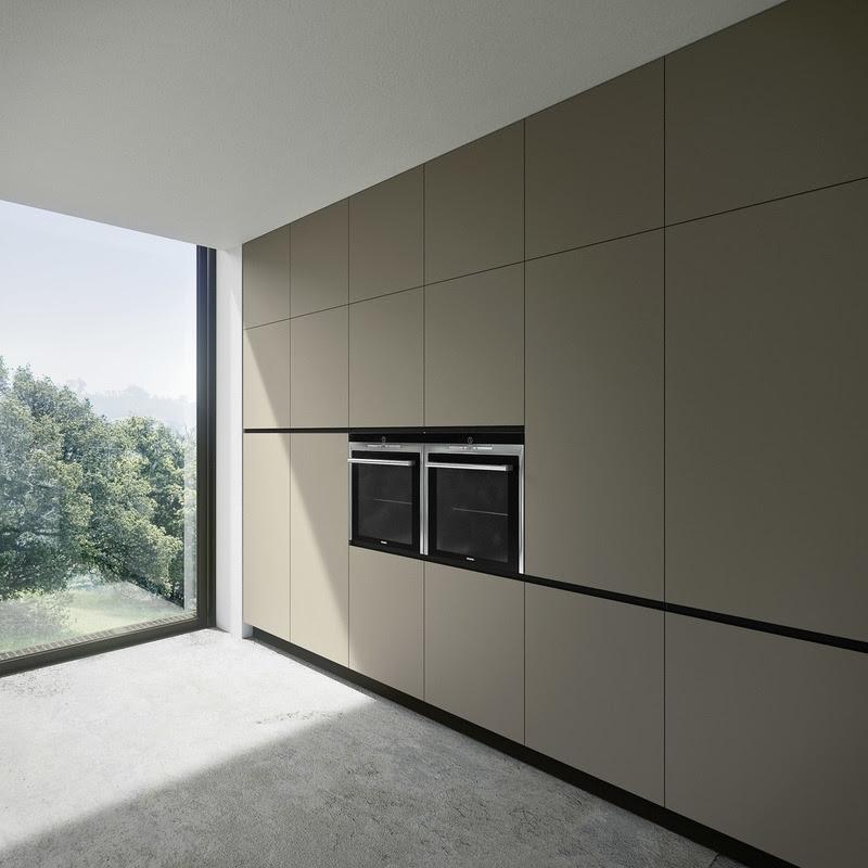 Italian Kitchen Design | Modern Kitchen Cabinets Chicago