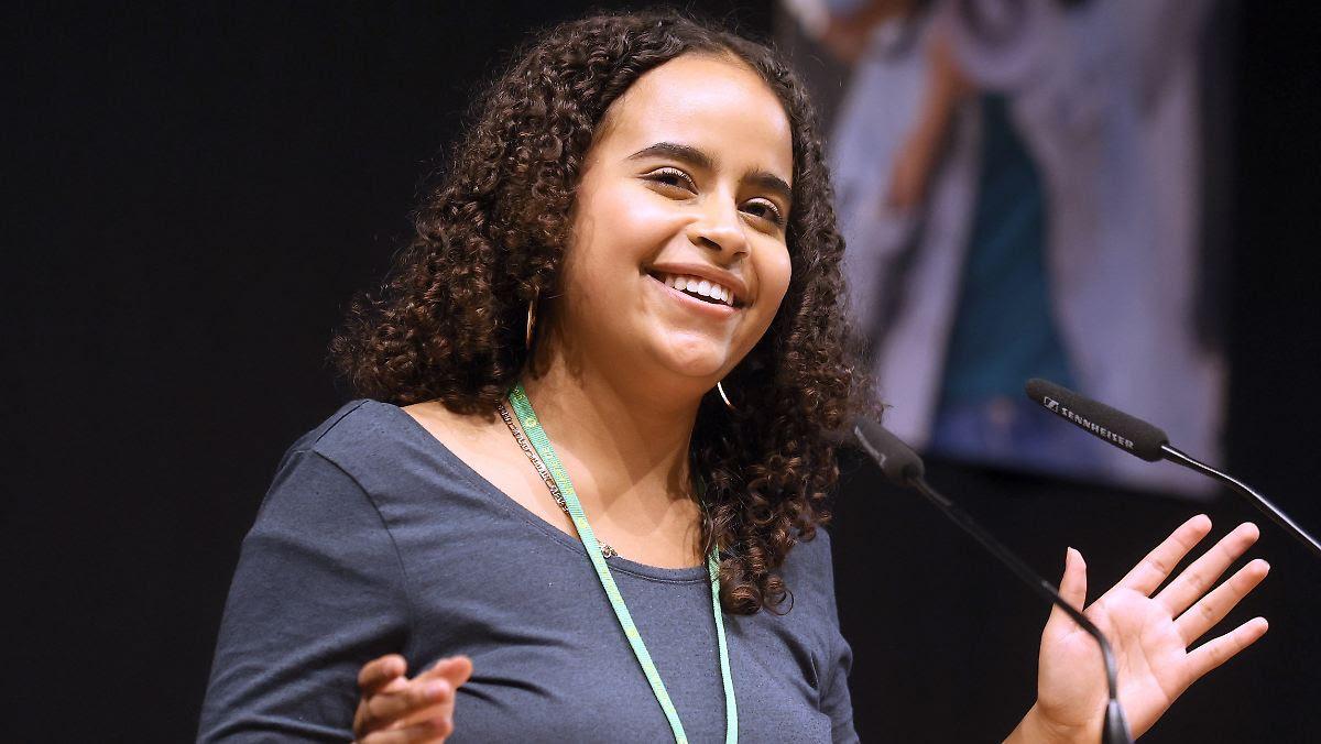 Trotz Kritik an Tweets: Grüne-Jugend-Chefin bleibt im Amt