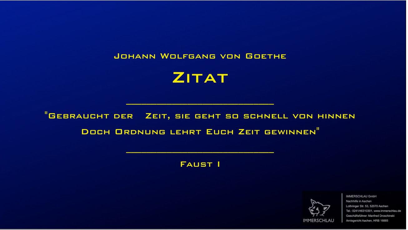 Goethe Zitate Zum Thema Tod   zitate zum leben